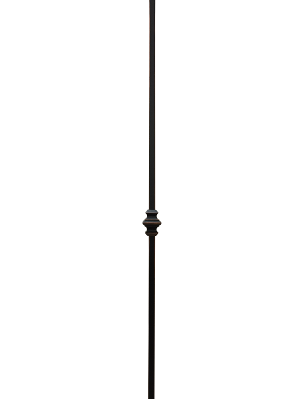 Single Knuckle metal baluster, Stair Parts Depot