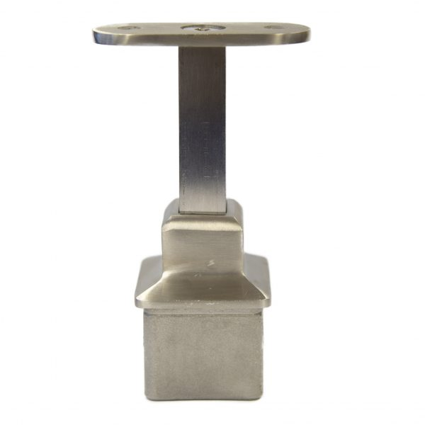 Stainless steel, handrail support, Stair Parts Depot